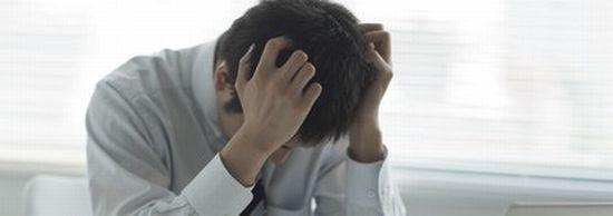 円形脱毛症の原因画像
