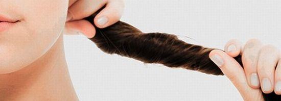 縮毛矯正とはどのような方法画像